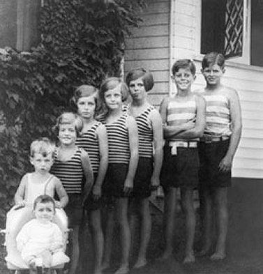 J. Bouvier Family Tree John-F-Kennedy....